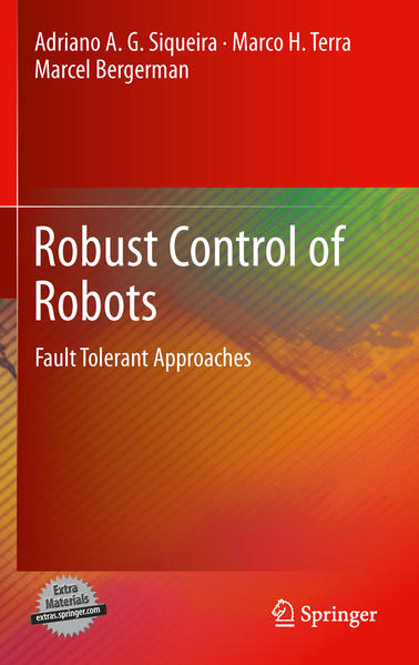 Robust Control of Robots - Coverbild