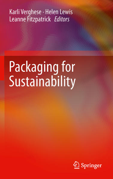 Packaging for Sustainability - Coverbild