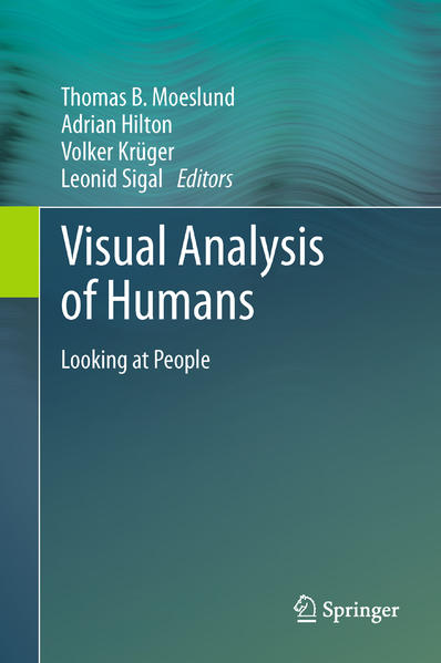 Visual Analysis of Humans - Coverbild