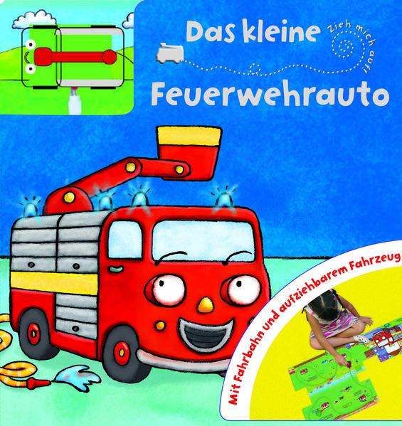 Das kleine Feuerwehrauto - Coverbild