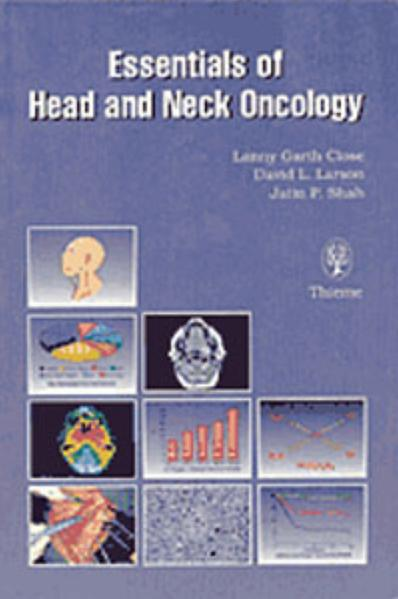 Essentials of Head and Neck Oncology - Coverbild