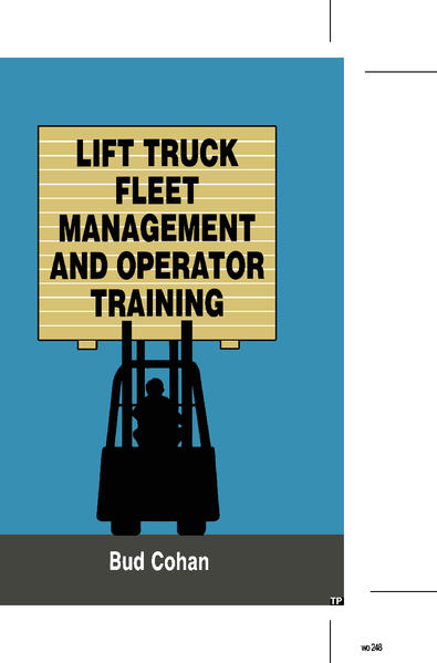Lift Truck Fleet Management & Operation - Coverbild