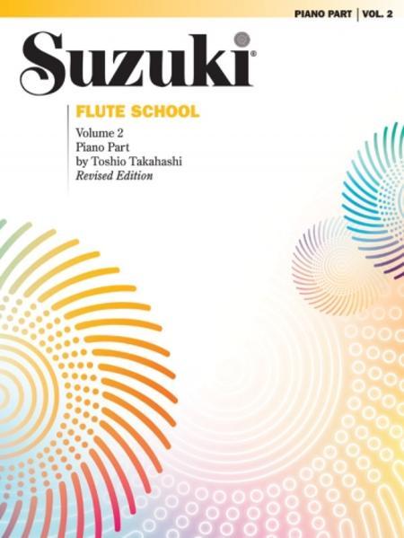 Suzuki Flute School Piano Accompaniment, Volume 2 Epub Free Herunterladen