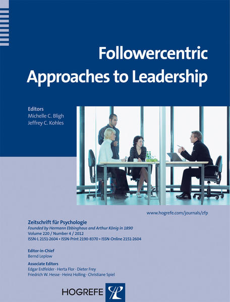 Follower-Centric Approaches to Leadership - Coverbild
