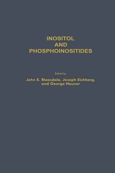 Inositol and Phosphoinositides - Coverbild
