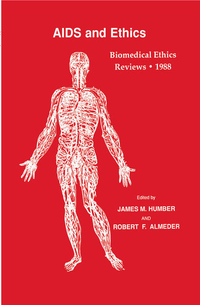 Biomedical Ethics Reviews · 1988 - Coverbild
