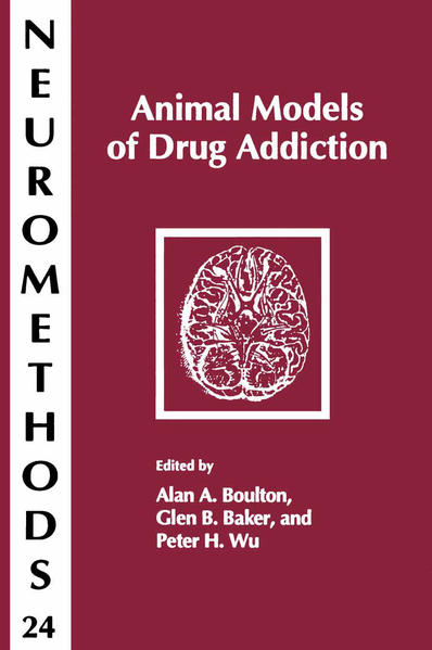 Animal Models of Drug Addiction - Coverbild