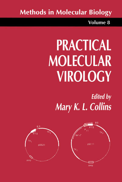 Practical Molecular Virology - Coverbild