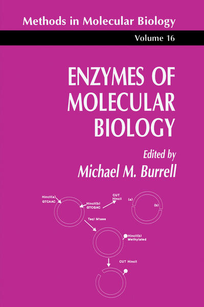 Enzymes of Molecular Biology - Coverbild