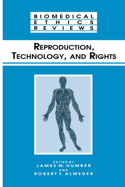Reproduction, Technology, and Rights - Coverbild