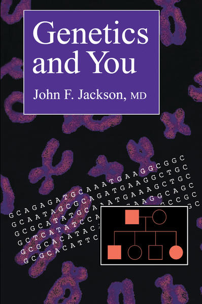 Genetics and You - Coverbild