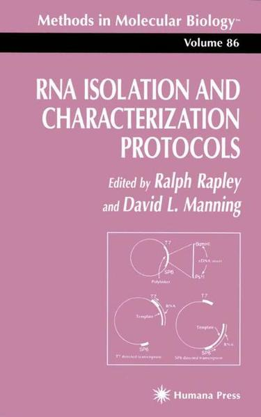 RNA Isolation and Characterization Protocols - Coverbild