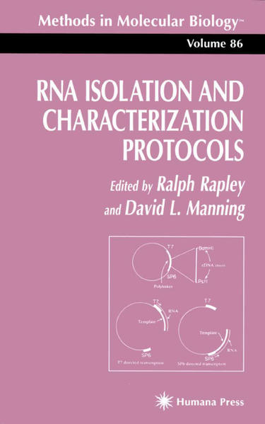 RNA Isolation and Characterization Protocols - Coverbild