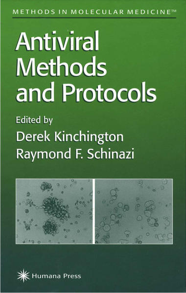 Antiviral Methods and Protocols - Coverbild