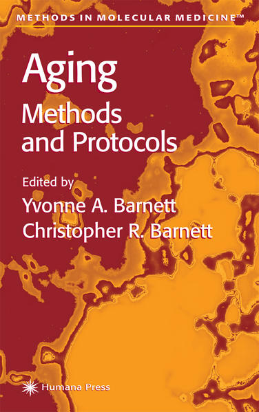Aging Methods and Protocols - Coverbild