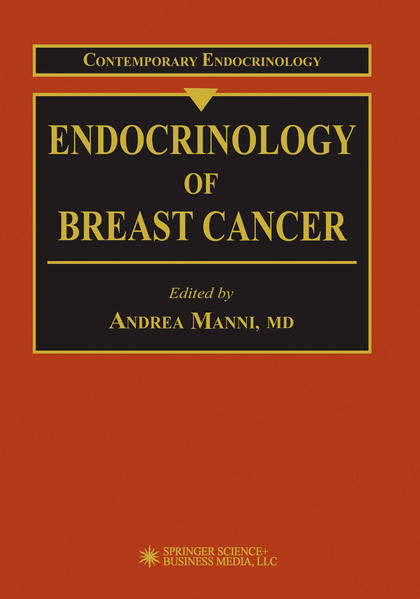 Endocrinology of Breast Cancer - Coverbild