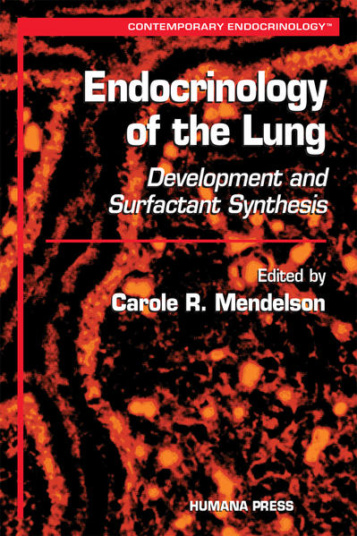 Endocrinology of the Lung - Coverbild