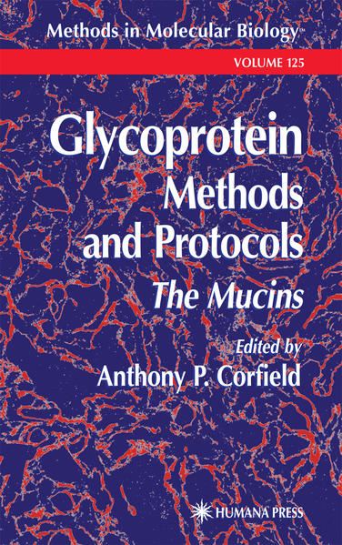 Glycoprotein Methods and Protocols - Coverbild