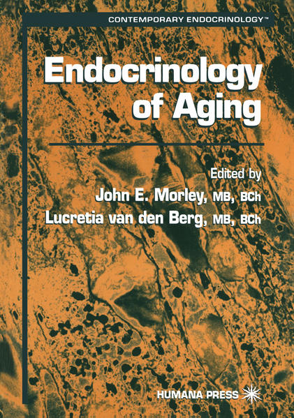 Endocrinology of Aging - Coverbild