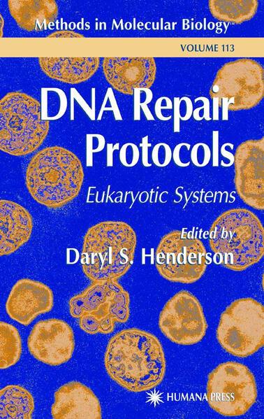 DNA Repair Protocols - Coverbild