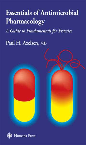 Essentials of Antimicrobial Pharmacology - Coverbild