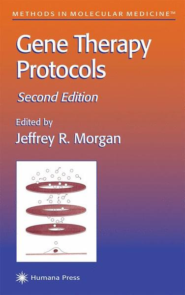 Gene Therapy Protocols - Coverbild