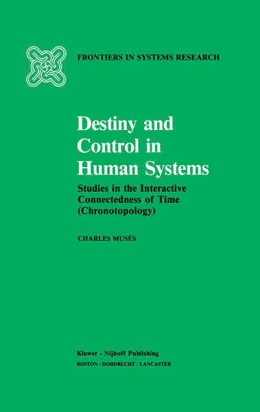 Destiny and Control in Human Systems - Coverbild