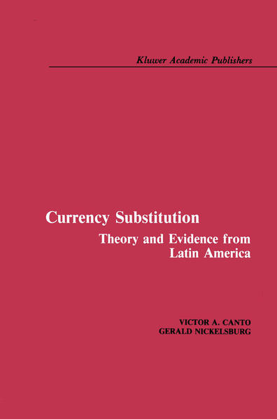 Currency Substitution - Coverbild