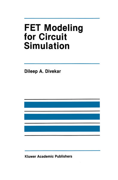 FET Modeling for Circuit Simulation - Coverbild