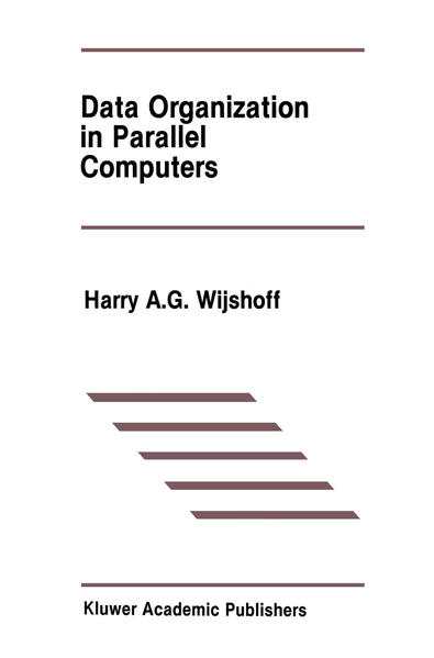 Data Organization in Parallel Computers - Coverbild