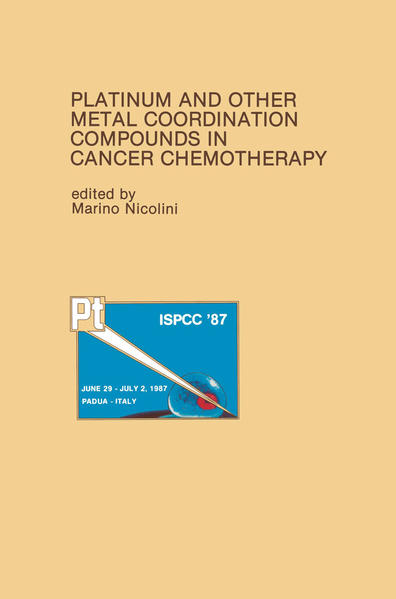 Platinum and Other Metal Coordination Compounds in Cancer Chemotherapy - Coverbild
