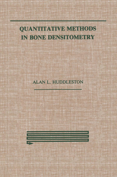 Quantitative Methods in Bone Densitometry - Coverbild