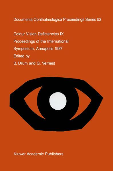 Colour Vision Deficiencies IX - Coverbild
