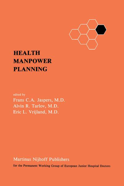 Health Manpower Planning - Coverbild