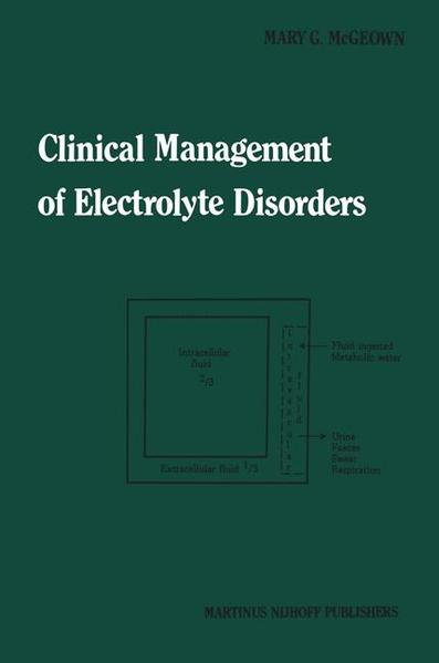 Clinical Management of Electrolyte Disorders - Coverbild