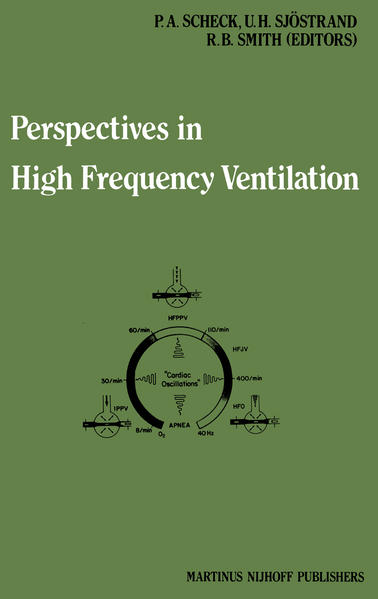 Perspectives in High Frequency Ventilation - Coverbild
