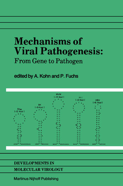 Mechanisms of Viral Pathogenesis - Coverbild