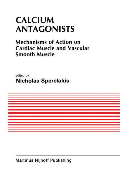 Calcium Antagonists - Coverbild
