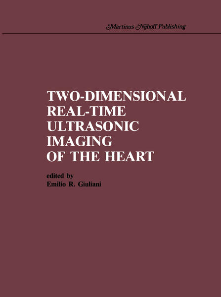 Two-Dimensional Real-Time Ultrasonic Imaging of the Heart - Coverbild