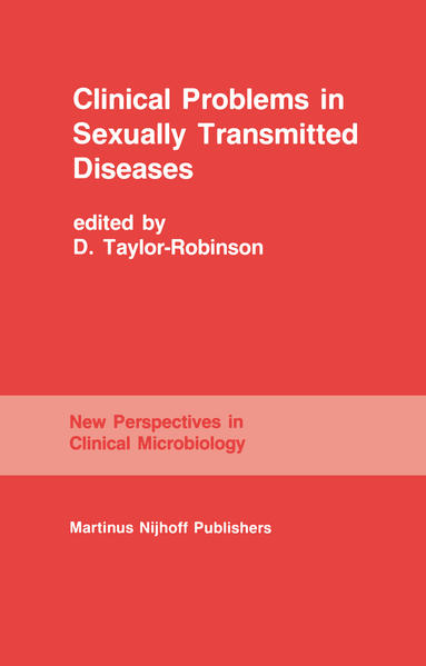 Clinical Problems in Sexually Transmitted Diseases - Coverbild