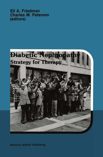 Diabetic Nephropathy: Strategy for Therapy - Coverbild