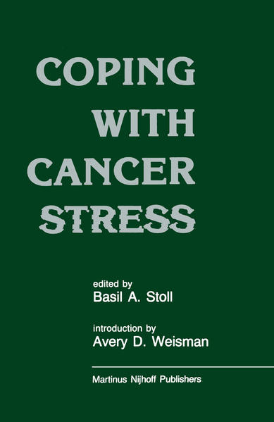 Coping with Cancer Stress - Coverbild