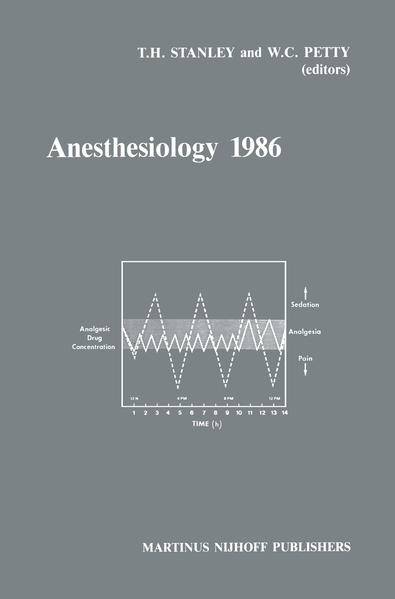 Anesthesiology 1986 - Coverbild