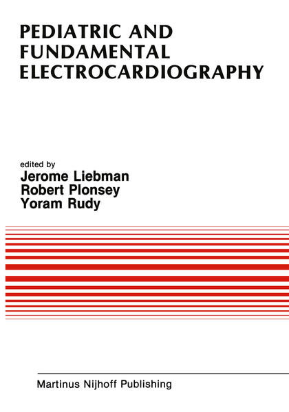 Pediatric and Fundamental Electrocardiography - Coverbild
