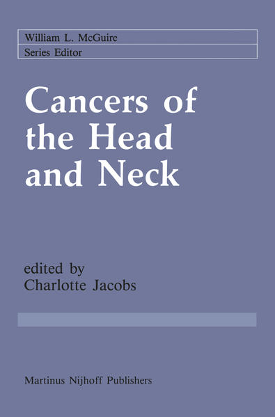 Cancers of the Head and Neck - Coverbild
