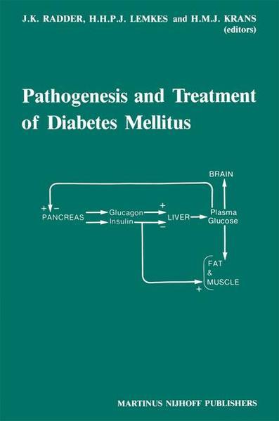 Pathogenesis and Treatment of Diabetes Mellitus - Coverbild