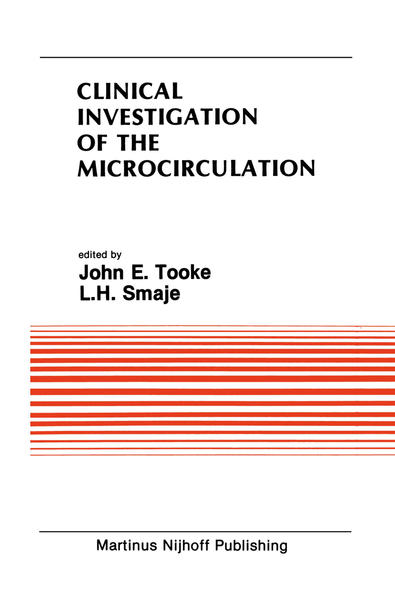 Clinical Investigation of the Microcirculation - Coverbild