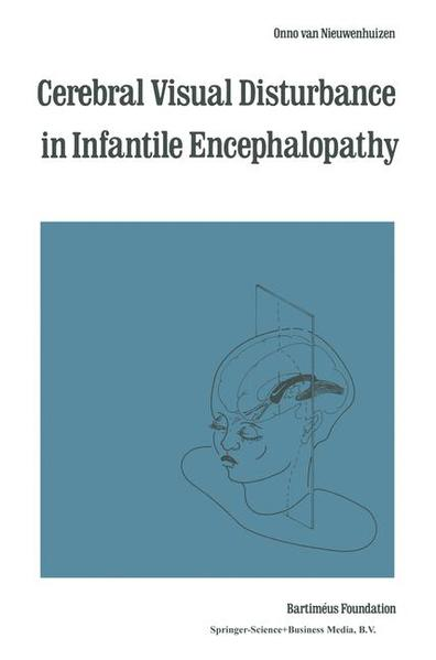 Cerebral Visual Disturbance in Infantile Encephalopathy - Coverbild