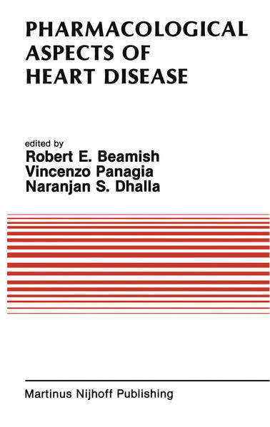 Pharmacological Aspects of Heart Disease - Coverbild