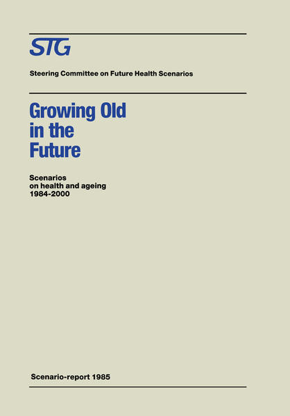 Growing Old in the Future - Coverbild